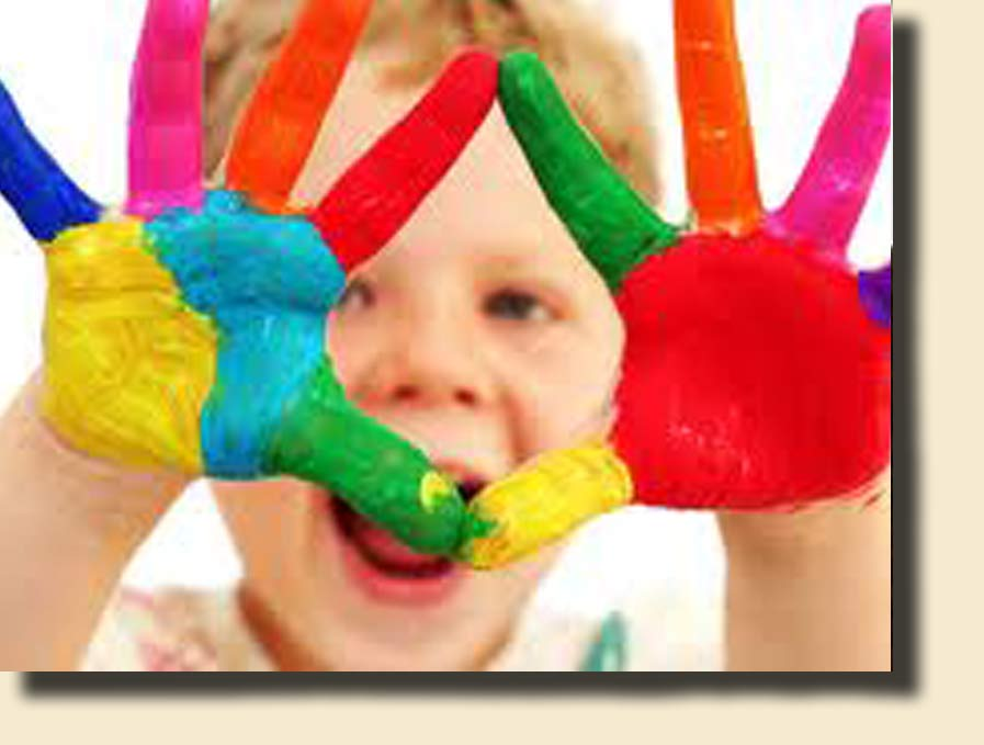 COLOUR THERAPY FOR CHILDREN